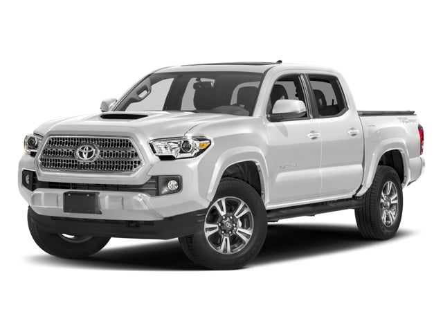 2017 Toyota Tacoma Trd Sport Double Cab 5 Bed V6 4x4 At In Sheridan
