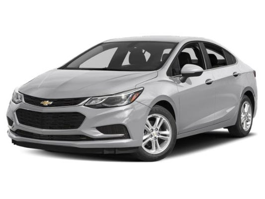 2018 Chevrolet Cruze 4dr Sdn 1 4L LT w/1SD
