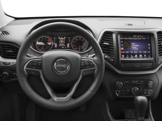 2016 Jeep Cherokee 4wd 4dr Laude In Sheridan Wy Fremont Toyota