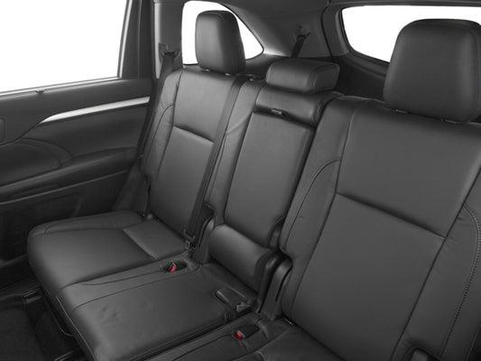 2017 Toyota Highlander Xle V6 Awd In Sheridan Wy Fremont