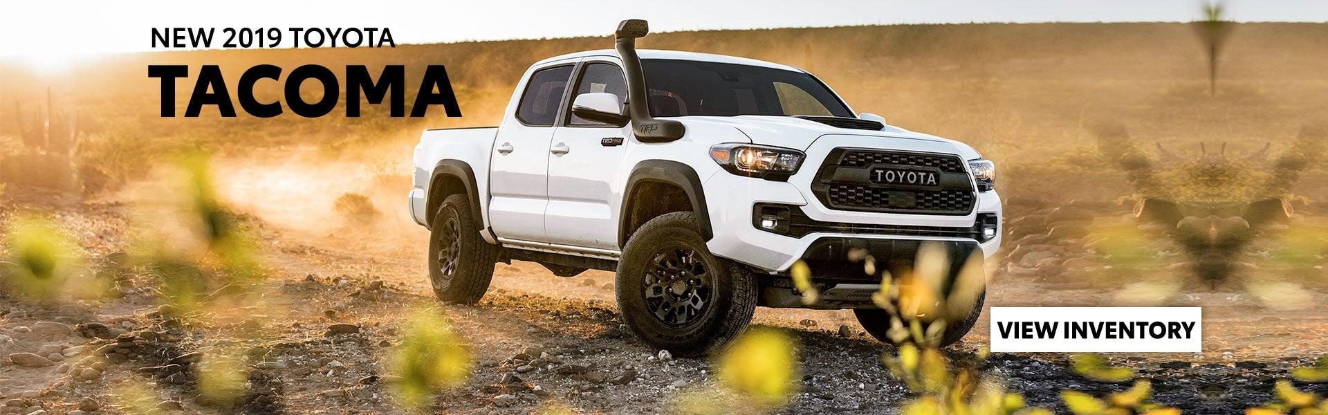 Toyota Dealer in Sheridan,WY | Used Cars Sheridan | Fremont